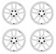 Work Emotion Cr Kiwami 18x10.5 +22 +15 5x114.3 Wht From Japan [order Products]