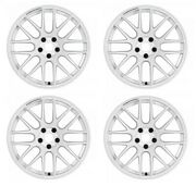 Work Emotion M8r 19x8.5 +45 +38 +30 5x114.3 Wht From Japan [order Products]