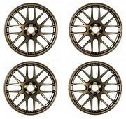 Work Emotion M8r 19x8.5 +45 +38 +30 5x114.3 Ahg From Japan [order Products]