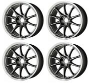Work Emotion Zr10 19x9.5 +38 +30 +23 5x114.3 Gtkrc From Japan [order Products]