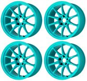 Work Emotion Zr10 18x10.5 +22 +12 5x114.3 Emb From Japan [order Products]