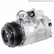 Ac Compressor And A/c Clutch For Mercedes C220 C280 And C36 Amg