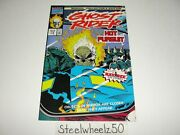 Ghost Rider Hot Pursuit 1 Comic Marvel 1993 Kaybee Toy Stores Giveaway Promo