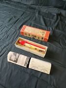 Vintage Heddon 7050 Pas Flaptail Lure 6.5and039and039 With Original Box
