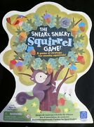 The Sneaky Snacky Squirrel Game - Educational Insights Complete Free Shipping