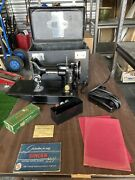 Singer Featherweight 221-1 Sewing Machine 195o's Excellent Condition