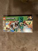 Lego The Creeper Mine Minecraft 21155 Brand New Clean Box Fast Shipping.