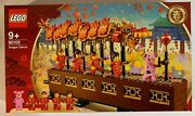 Lego 80102 Chinese New Year Dragon Dance Asia Exclusive Set Sealed