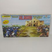 Alamo Action Figures And Playset 101 Pieces By American Collector Series Complete