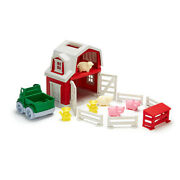 Green Toys Farm Playset For 2+ Years