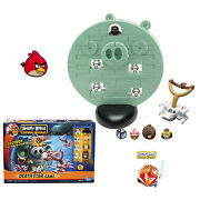 Angry Birds Star Wars Death Star Jenga Game Christmas Gift Toy Destroy Pigs Kids