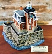 Harbour Lights Lighthouse 230 Hudson-athens Ny Vintage Nautical Collectible