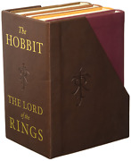 The Hobbit And The Lord Of The Rings Deluxe Pocket Boxed Set 4-books Vinyl