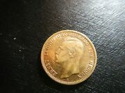 20 Mark Gold Germany Coin 1901a Hesse Darmstadt Very Fine Rare Ernst Ludwig