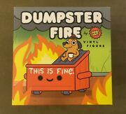 Dumpster Fire By 100 Soft X Kc Green This Is Fine Edition 2021 Dog Meme