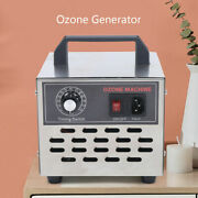 Low Working Noise Ozone Generator Air Purifier Machine Smoke Remover Cleaner 5g