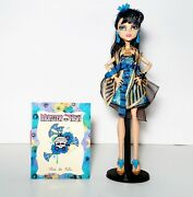 Monster High Gloom And Bloom Cleo De Nile Doll W/ Stand Mattel
