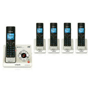 Vtech Ls6426-5 Cordless Phone With 5 Handsets + Blue Backlit Lcd Display