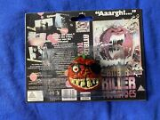 Attack Of The Killer Tomatoes Custom Zoltan Rznriot Limited To 20 Total Pieces