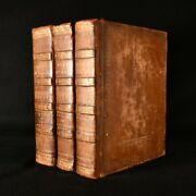 1818 3vols The Holy Bible D'oyly Mant Christian Clarendon Press Illustrated