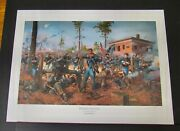 Don Troiani - Degress Battery - Hand Signed - Collectible Civil War Print- Mint