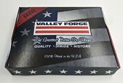 Usb4 Best Valley Forge 4and039 X 6and039 Sewn Stripes Emb Stars Cotton Usa American Flag