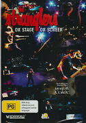 The Stranglers - On Stage, On Screen - Dvd - Pal System Discontinued Item - New