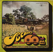 Brad Miller - Steam In The 60and039s Vol Two - Vinyl Record.. - C6035c