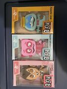 Funko Blox Count Chocula Boo Berry Franken Berry Cereal Icons Set Of 3