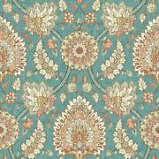 York Wallcoverings Wc7572 Waverly Classics Ii Clifton Hall Removable Wallpaper