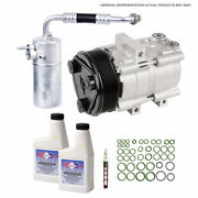 For Lincoln Continental 1974 1975 Oem Ac Compressor W/ A/c Repair Kit Csw
