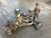 Front Axle Ami700 For Disc Brake Scania 1737327 1395655 1395656 0486754 0486757