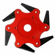 Universal String Trimmer Head Push Load 6 Blade Weed Eater