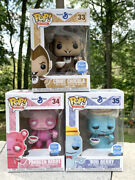 Funko Pop Ad Icons Cereal Monsters Pack Of 3 Frankeberry Boo Berry Count Chocula