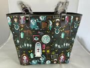 Disney Haunted Mansion Tote Dooney And Bourke 2018