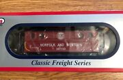 Williams By Bachman 557733 Norfolk And Western Caboose, New