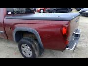 Pickup Box Fleetside Regular Cab Complete With Gate Cover Fits 04-12 Canyon