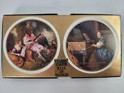 John Waddingtons Round Playing Cards New Deadstock In Packaging 1970s Double De