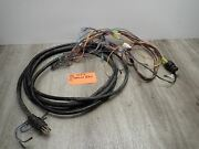 Mercury Outboard 20 Ft 8 Pin Main Rigging Wiring Harness 2