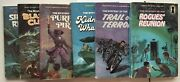 Lot 6 Hard To Find The Three Investigators Higher Numbers Purple Pirate Rogues