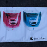 Think Different Imac Macintosh Yum Banner Authentic From Apple Computer Store