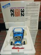 Danbury Mint Limited Edition 1932 Little Deuce Couperare/perfect Paint/flawless