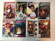 Zatanna 2010 1-16 Vf+/nm Complete Set Paul Dini Stories 1-11 And 13 Dc