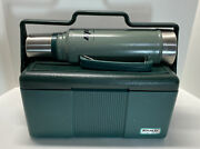 Stanley Combo Lunch Box And Thermos Bottle Green Cooler