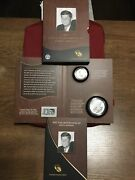 2015 John F Kennedy Coin And Chronicles Set In Original Mint Packaging