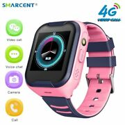 A36e4gkis Child Smart Watch Waterproof Wifigpssos Video Call Voice Chat
