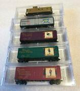 Micro Trains Line Made In Usa Model Railroad Gauge Cars