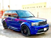 Range Rover Sport Autobiography And Rs Fender Pack Corps Kit 2010-2013
