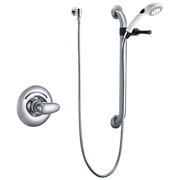 Delta T13h152 Universal Shower Trim With Personal Hand Shower, Chrome