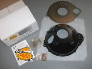 Quick Time Bb Ford Fe V8 Tremec/tko/t5 Steel Bell Housing Scatter Shield Rm-6056